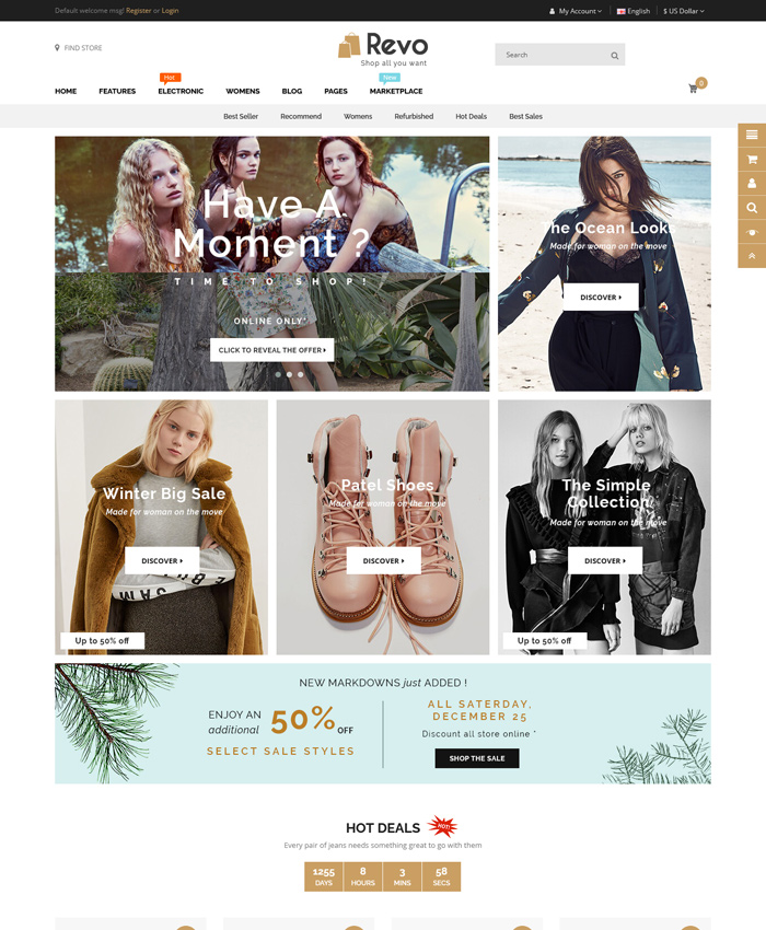 10 Best Clothes Fashion OpenCart Themes in 2021