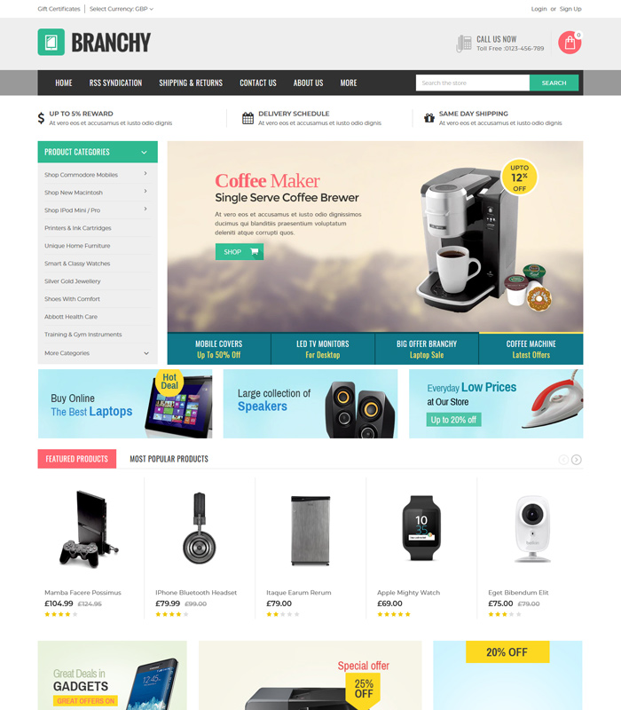 15 Best Stencil BigCommerce Themes for Your Online Store