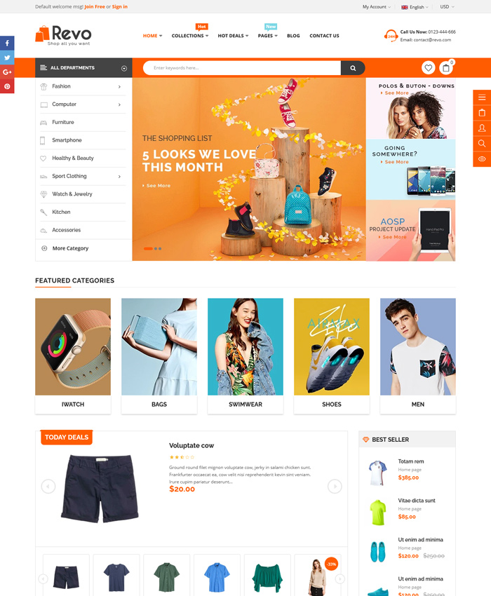 Free & Premium Shopify Themes to Promote Holidays, Christmas Campaigns
