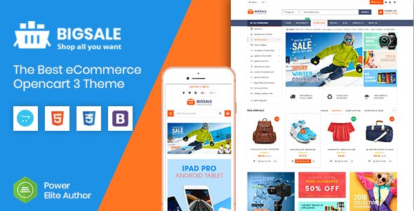 Market - Premium Responsive OpenCart Theme with Mobile-Specific Layout (12 HomePages) - 11