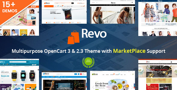 Market - Premium Responsive OpenCart Theme with Mobile-Specific Layout (12 HomePages) - 8