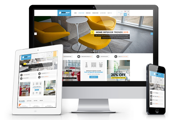 OpenCart Fashion Theme - Responsive