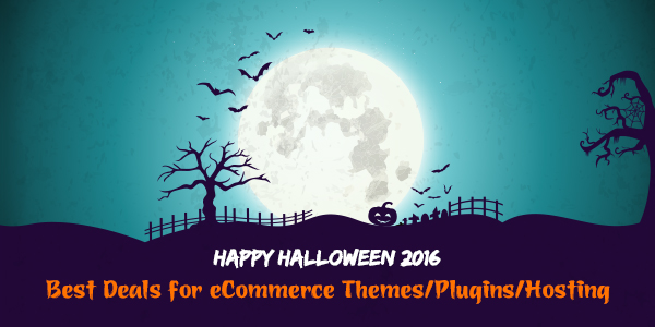 Halloween eCommerce Theme Offers Roundup - Magento Theme