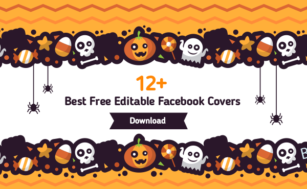 Halloween Facebook Cover Files 2017