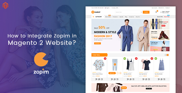 Integrate Zopim with Magento
