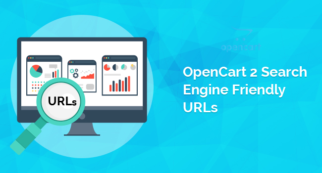 Optimize URLs for search engines on OpenCart 2