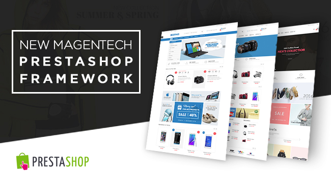 PrestaShop 1.7.Framework From MagenTech