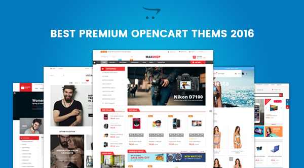 Best Premium Responsive OpenCart Themes in 2016
