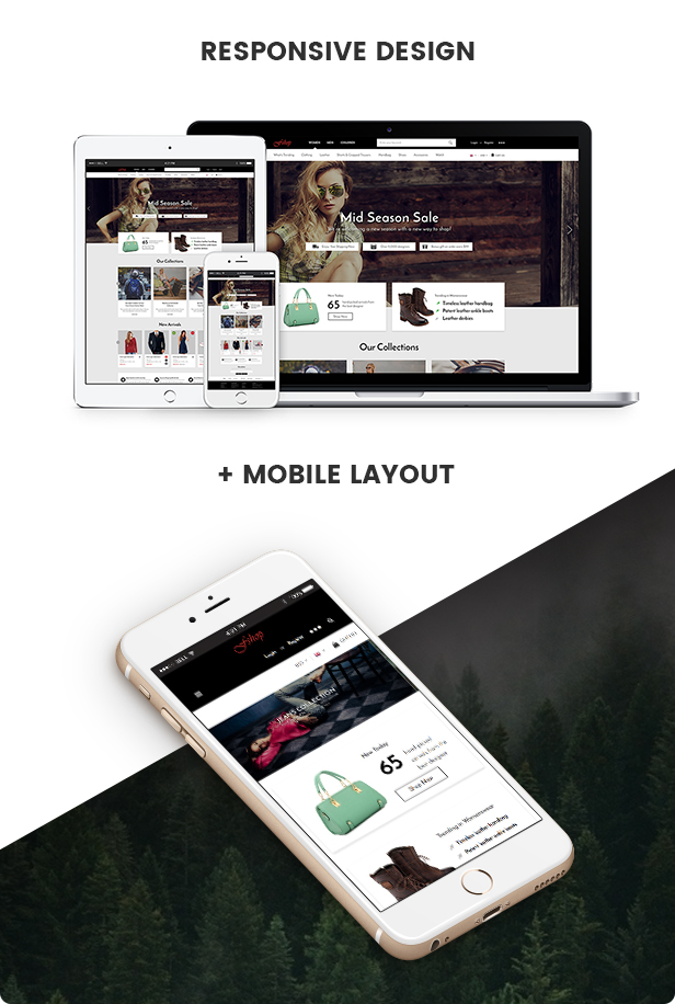 Fshop - Fully Responsive