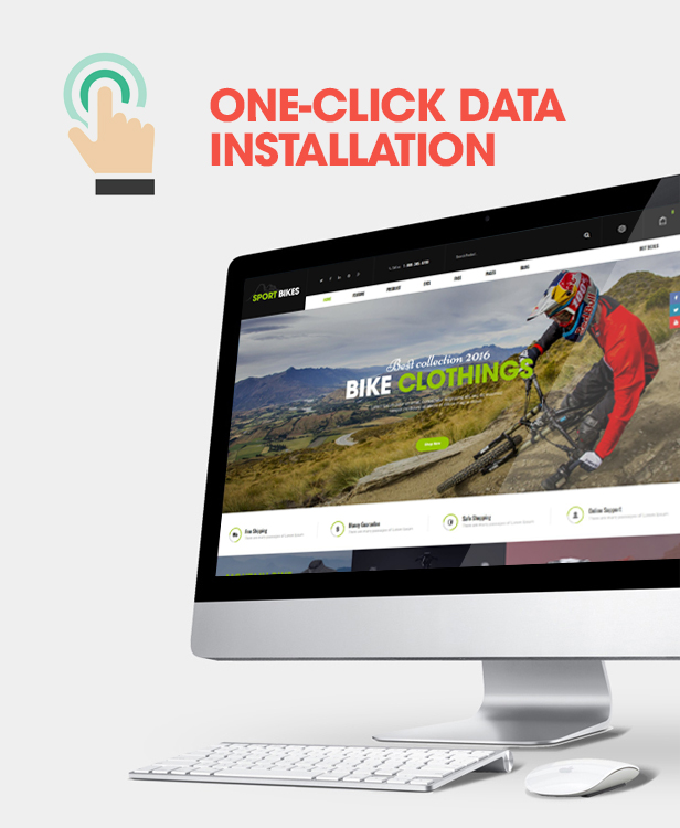 One-click installation