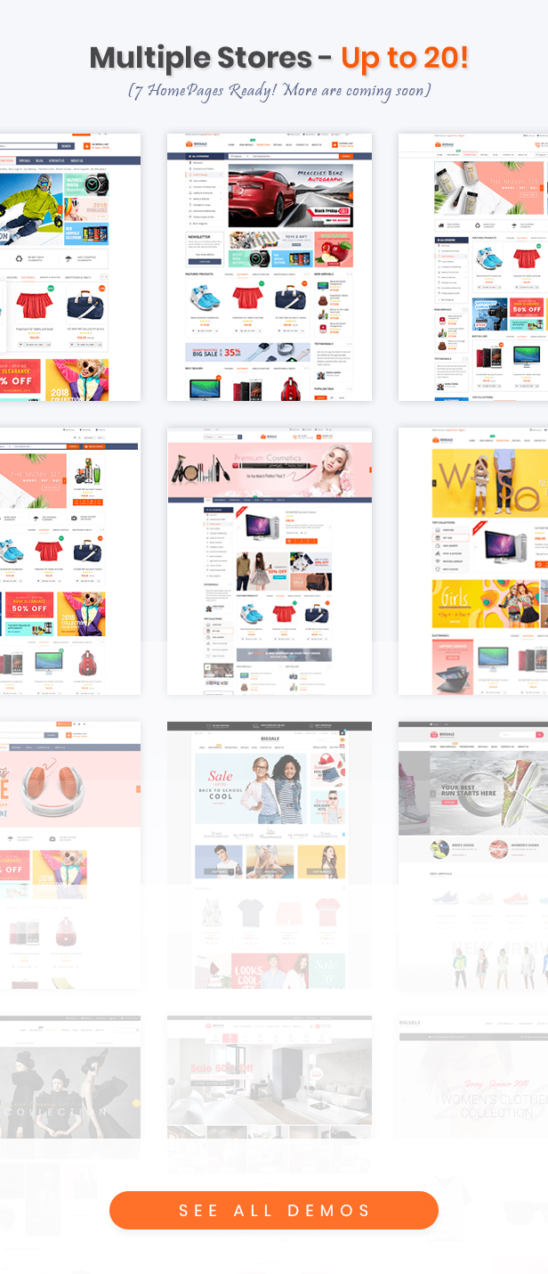 BigSale -  Multipurpose Responsive Fashion  Shopify Theme with Sections