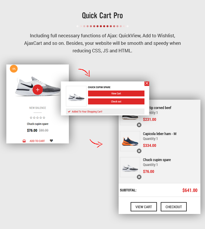 Ss ShoesMax - Minimal Shoes Shopify Sections Theme /></p> <p align=