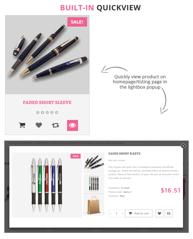 Stationery - Quick view
