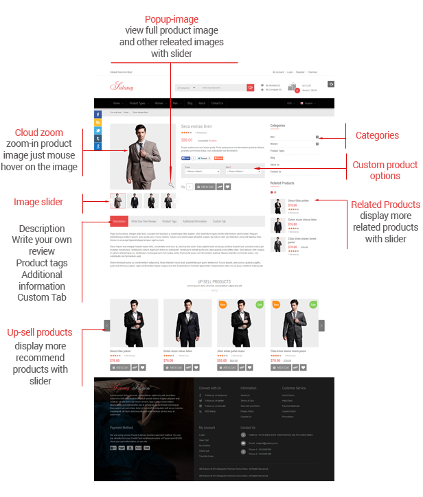 SM Salamy- Product Page