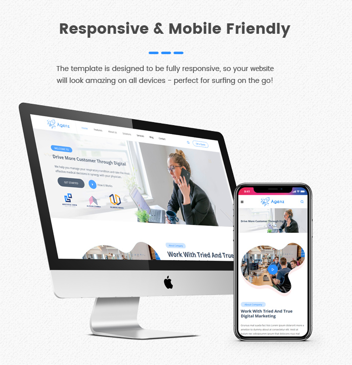 Sj Agenz - Creative Business Agency Joomla Template