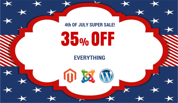 35% Off - MagenTech Independence Day Discount