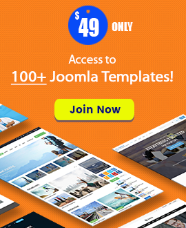 Join Joomla Template Club with $49 only