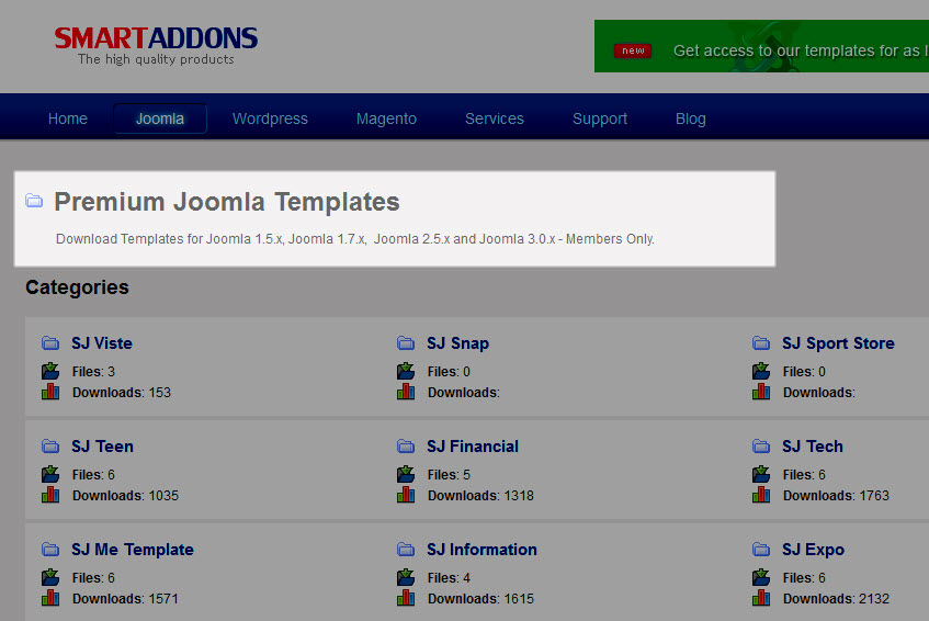 Userguide for how to install sj joomla template how to install sj joomla template pronofoot35fo Gallery