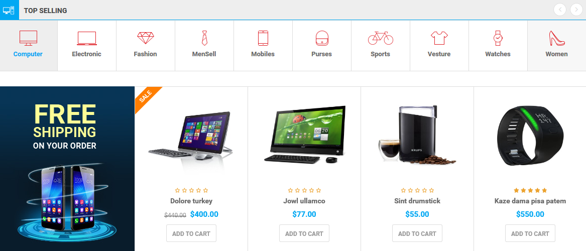 top-selling-frontend