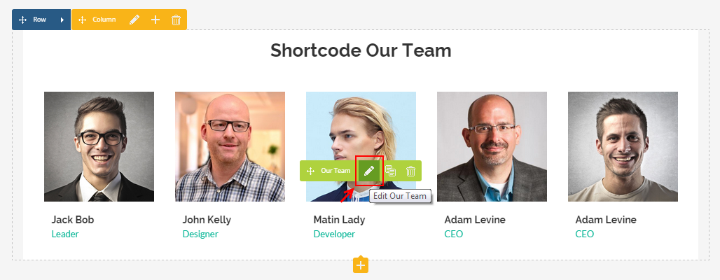 frontend-our-team