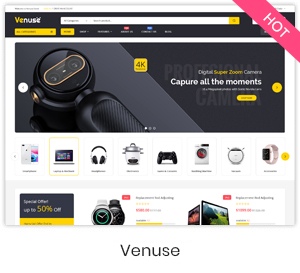 Destino - Premium Responsive Magento Theme with Mobile-Specific Layouts - 6