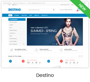 Zana Fashion - Responsive Magento 1.9 Theme - 10