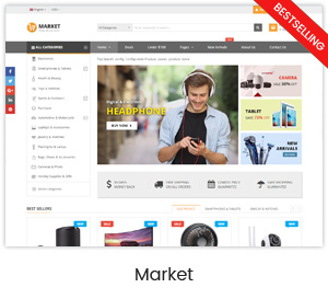 Sawyer - Multipurpose Responsive Magento 2 and 1.9 Theme - 10