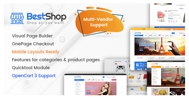 ClickBoom - Advanced OpenCart 3 & 2.3 Shopping Theme With Mobile-Specific Layouts - 9