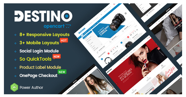 FashShop - Multipurpose Responsive OpenCart 3 Theme with Mobile-Specific Layouts - 23