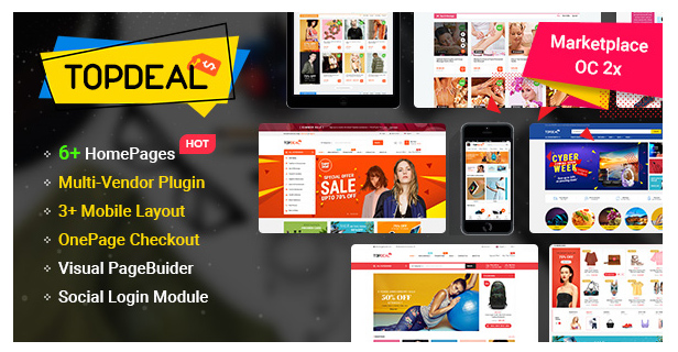 ClickBoom - Advanced OpenCart 3 & 2.3 Shopping Theme With Mobile-Specific Layouts - 11