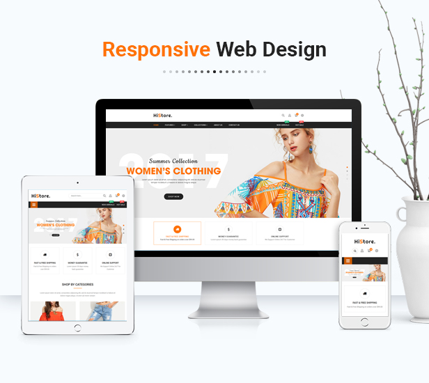 Responsive histore - clean and bright responsive prestashop 1.7 theme (prestashop) HiStore – Clean and Bright Responsive PrestaShop 1.7 Theme (PrestaShop) 02 Responsvie