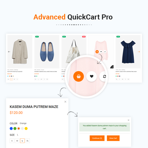 HiStore histore - clean and bright responsive prestashop 1.7 theme (prestashop) HiStore – Clean and Bright Responsive PrestaShop 1.7 Theme (PrestaShop) 07 Ajax Cart