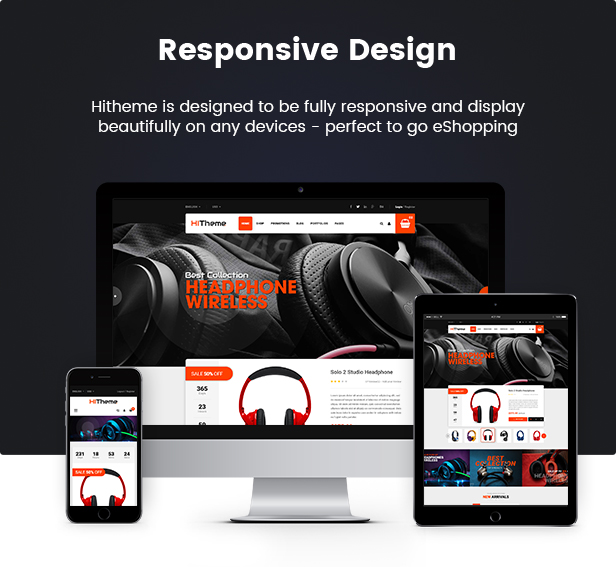 SW Hitheme- WooCommerce Theme