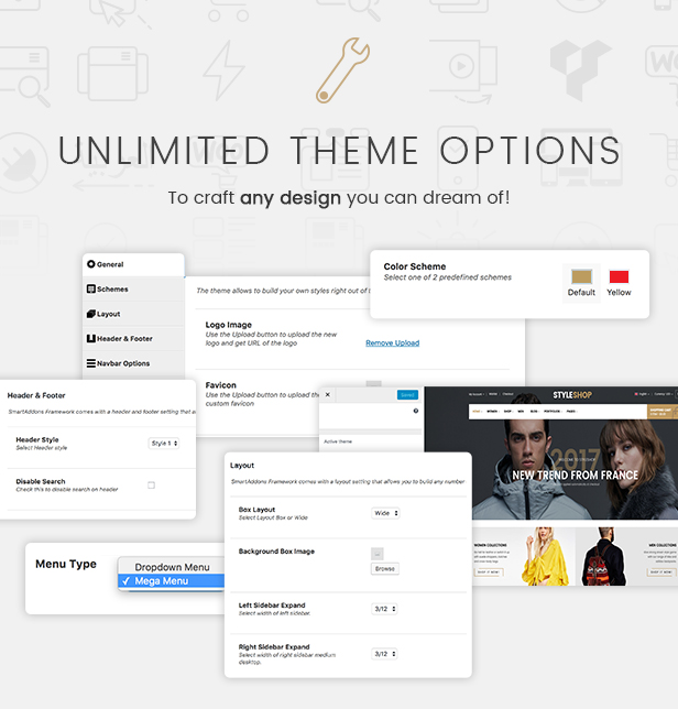 SW StyleShop - Unlimited WooCommerce Theme