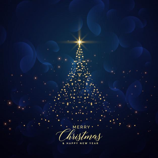 High-Quality Free Christmas Vector Graphics 2017 - Christmas Tree