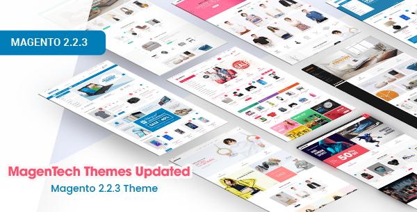 Magento 223 Themes