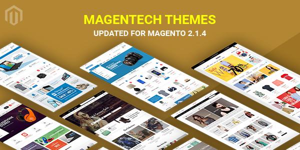 Magento 2.1.4 Themes
