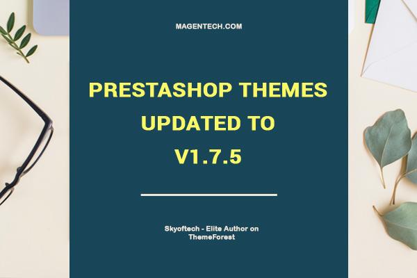 Prestashop 1.7.4 Themes