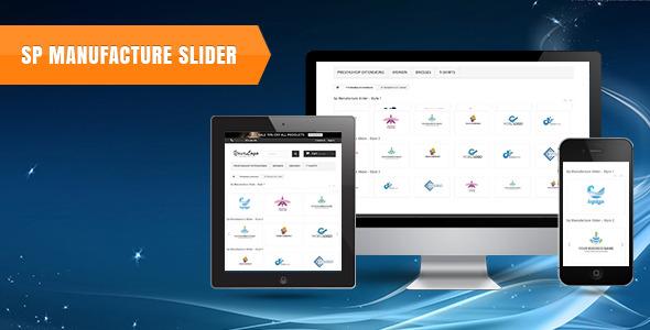 Top Popular PrestaShop Addons - Logo slider
