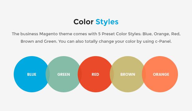 color - Furnicom - Responsive Magento 2 and 1.9 Furniture Theme