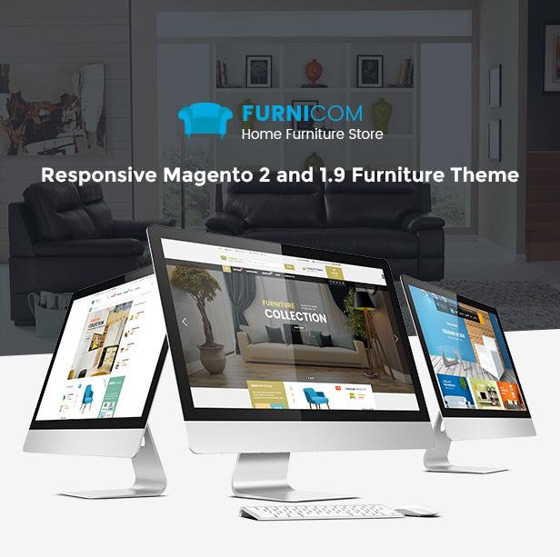 sm furnicom - Furnicom - Responsive Magento 2 and 1.9 Furniture Theme