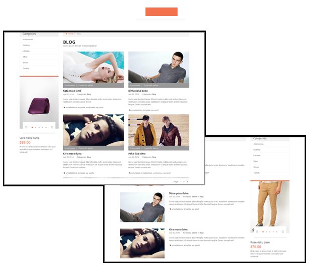Nik- Blog page