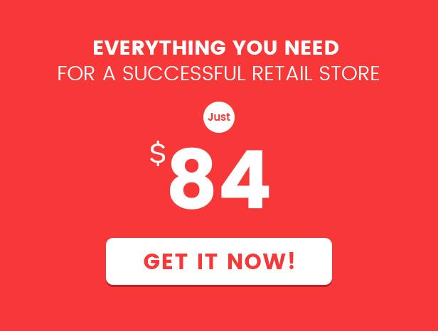 Shoppy Store - Responsive Magento 2 and 1.9 Theme - 2