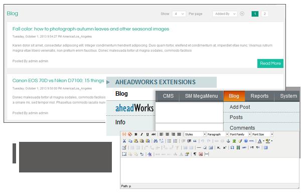 SM Viste - Blog Support