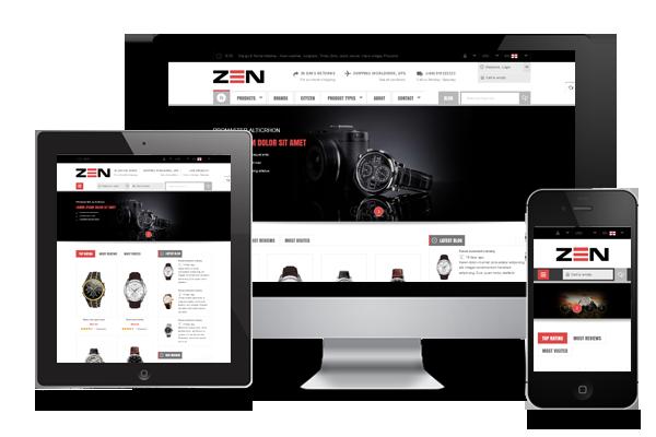 responsive - SM Zen - Responsive Multi-Store Magento Theme