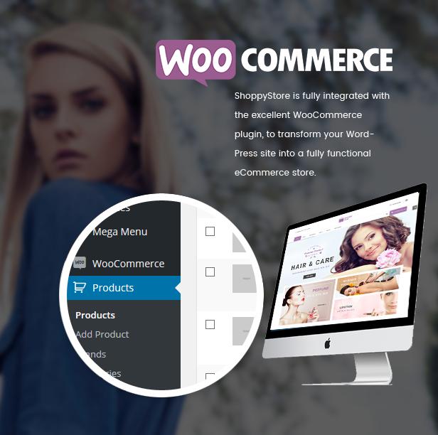 Responsive Technology WooCommerce WordPress Theme - Woocommerce