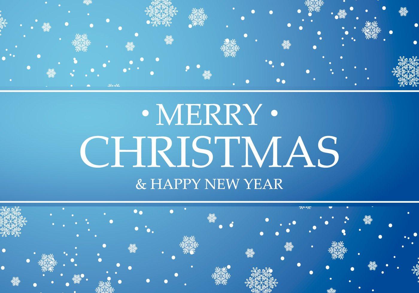 High-Quality Free Christmas Vector Graphics 2017 - 20