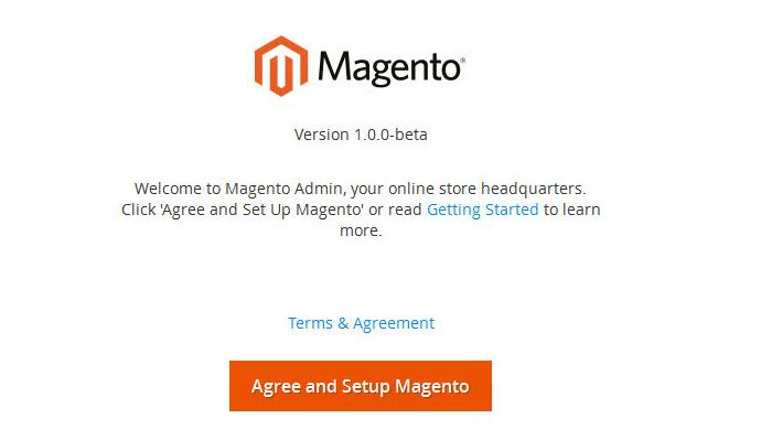 install magento 2 step 1