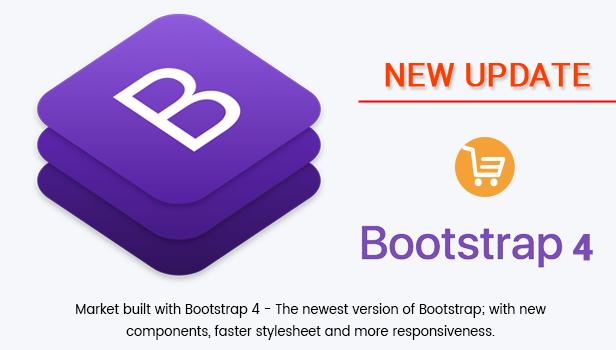 Market Bootstrap 4