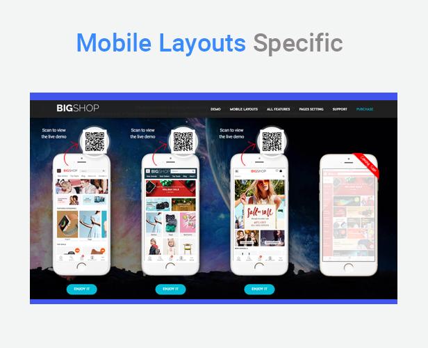 BigShop - Opencart Theme